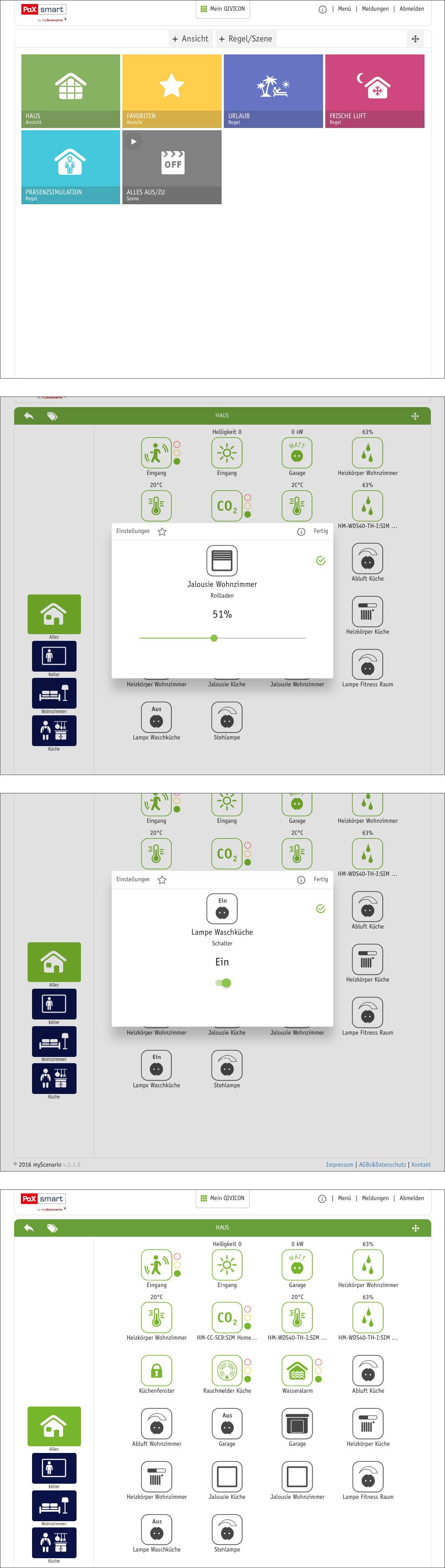 Web-App Design