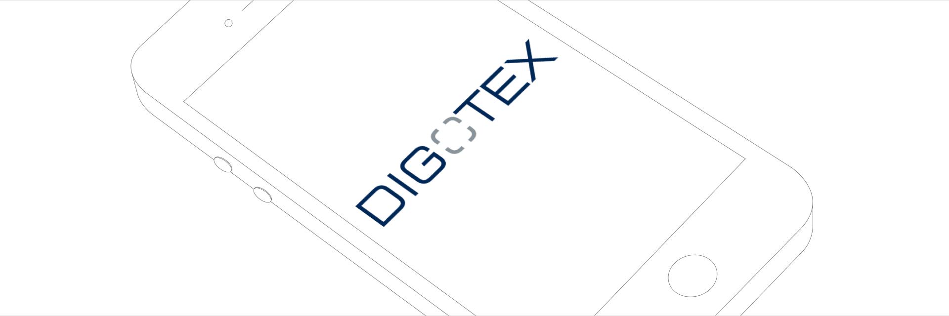 DIGOTEX Webseite