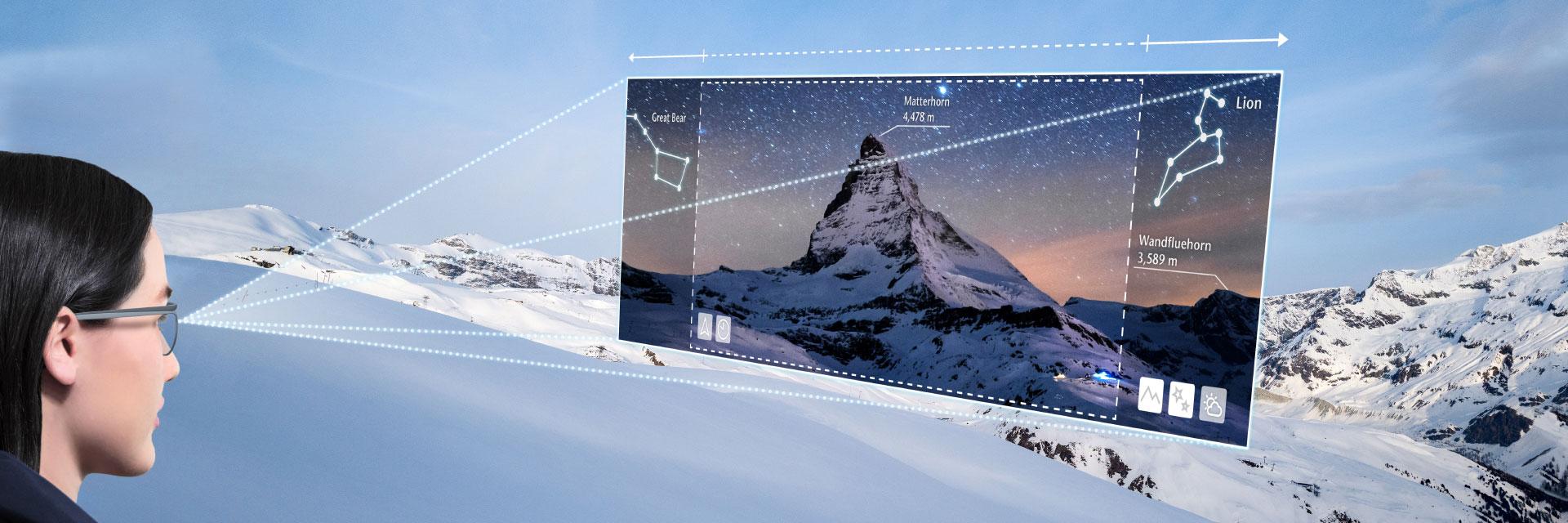 SCHOTT Advanced Optics Animation Augmented Reality